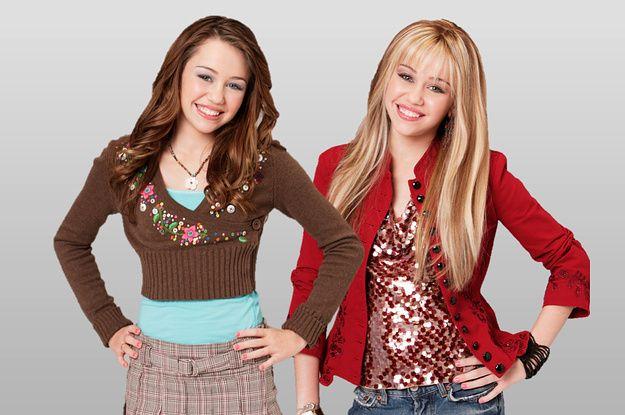 Hannah Montana Character