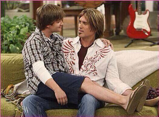 Robby and Jackson