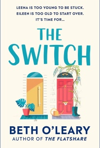 """A link to the Goodreads page for """"The Switch"""" by Beth O'Leary"""